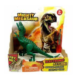 Mighty Megasaur Velociraptor con Luz y Sonido 16896