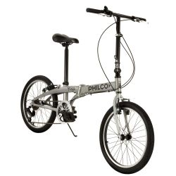 """Bicicleta Plegable Rodado 20"""" Philco Yoga"""