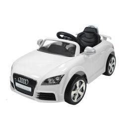 Auto a Batería Bebitos Audi TT RS8 Blanco
