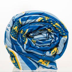 Acolchado Boca Juniors Twin C Azul