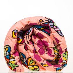 Acolchado Romero Britto Full Mariposas