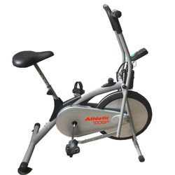 Bicicleta Fija Air Bike Athletic Mov. Brazos