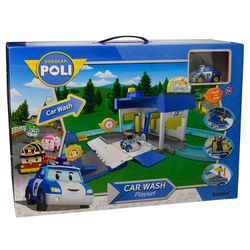 Lavadero De Autos Robocar Poli 83159
