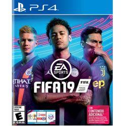 Juego PS4 EA Sports FIFA 2019