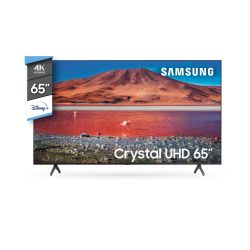 "Smart TV 4K UHD Samsung 65"" UN65TU7000G"