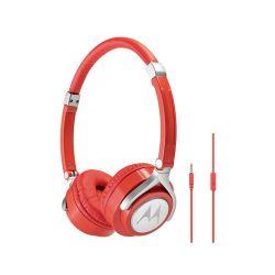 Auricular vincha Motorola Pulse 2 rojo