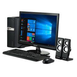 Pc Completa Banghó B02 Amd Ryzen 3 4GB SSD 240GB 22¨ FHD Windows10