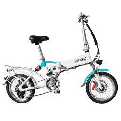 "Bicicleta Eléctrica Rodado 16"" Mobox Volt e-16 Blanca"