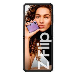 Celular Libre Samsung Z Flip Negro