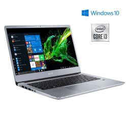 """Notebook Acer 14"""" Core i3-10110U 4GB 256GB Swift 3 SF314-58-34LQ"""