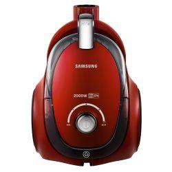 Aspiradora con Cable Samsung sin Bolsa 2000W 1,5Lts VC20-BG Rojo