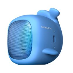 Parlante Portátil Bluetooth Noblex PSB02 Ballena