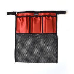Organizador para cochecitos con varios compartimentos Baby Innovation Rojo