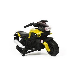 Moto a Bateria Love 3002 Color Amarillo