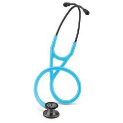 Estetoscopio 3M Littmann Cardiology IV 6171 Turquesa Smoke