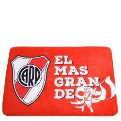 Alfombra de baño River Plate Grande