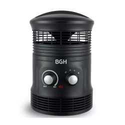Caloventor BGH Fan Heater 360° 1800W