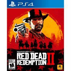 Juego PS4 Rockstar Games Red Dead Redemption 2