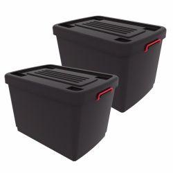 Combo de 2 Cajas Organizadoras Heavy Box