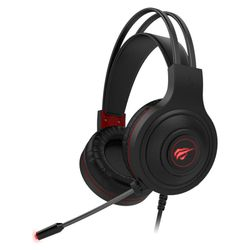 Auriculares Gamer con microfono Havit h2011d Headphone