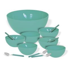 Set de postre color Carol (3700)