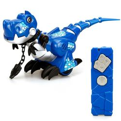 Train my Dino Azul
