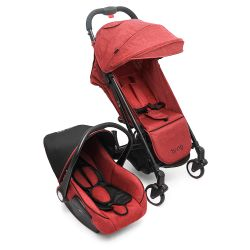 Cochecito Travel System Bring Parc cs Rojo 5205