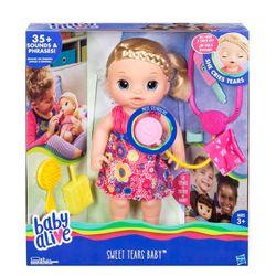 Baby Alive Dulces Lagrimas C0957