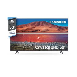 "Smart TV 4K UHD Samsung 50"" UN50TU7000"
