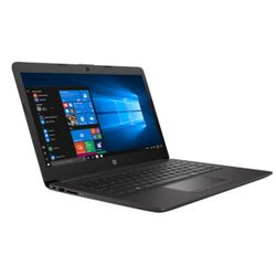 "Notebook HP 14"" Core i5-1035G1 4GB RAM 1TB 240 G7"