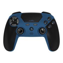 Joysticks Joy Orbweaver BT - PS4 Color Azul y Negro