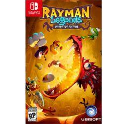 Juego Nintendo Switch Rayman Legends