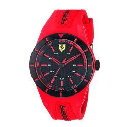 Reloj Ferrari Red Rev