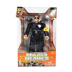 Hap-p-Kids Major Heroes Trooper 3514T-3517T