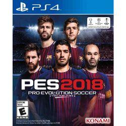 Juego PS4 Konami PES 2018