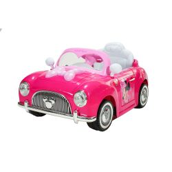 Auto a Batería Disney Minnie D 8010