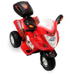 Moto a Bateria Love 3001 Rojo