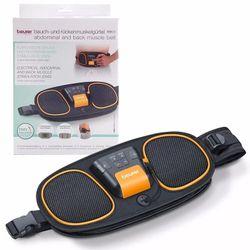 Cinturón Electroestimulador 2 en 1 para Abdomen Y Espalda Beurer EM 39