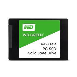 Disco Solido 240GB Western Digital SATA III Green