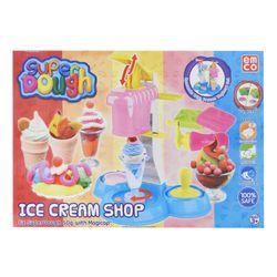 Juego de Masa Super Dough Ice Cream Shop 6110