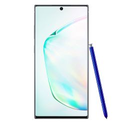 Celular Libre Samsung Galaxy Note 10 Plus 256GB Aura Glow