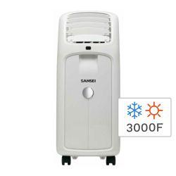 Aire Acondicionado Portatil Frio/Calor Sansei SAP32HA2AN 3000F 3500W