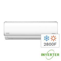 Aire acondicionado Split Inverter Frío Calor Noblex 2800F 3300W NBXIN32H