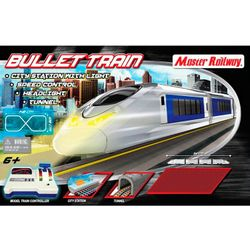 Pista Tren Bala Grande Bullet Train 8401