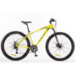 "Bicicleta Futura MTB Pantera 21 Velocidades Rodado 29"" Lima y Negra"