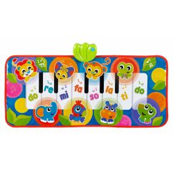 Juguete didáctico Playgro JUMBO JUNGLE MUSICAL PIANO MAT