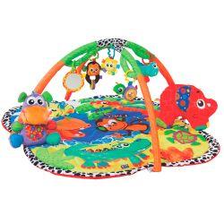 Juguete didáctico Playgro Jingle Jungle Music and Lights Gym