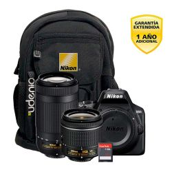 Cámara Nikon D3500 DX 24.2MP Video Full HD Super Kit