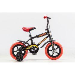 "Bicicleta Futura Rodado 12"" Negra"