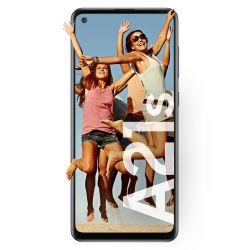Celular Libre Samsung Galaxy A21s Blanco